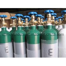 Cga540-Type Aluminum Oxygen Cylinders 4.6L (ME-size)