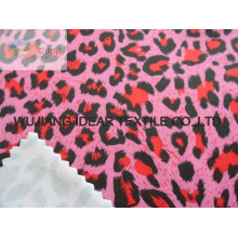 100%polyester Printed Interlock Fabric
