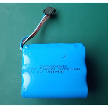 Batterie intelligente de batterie au lithium-ion 11.1V