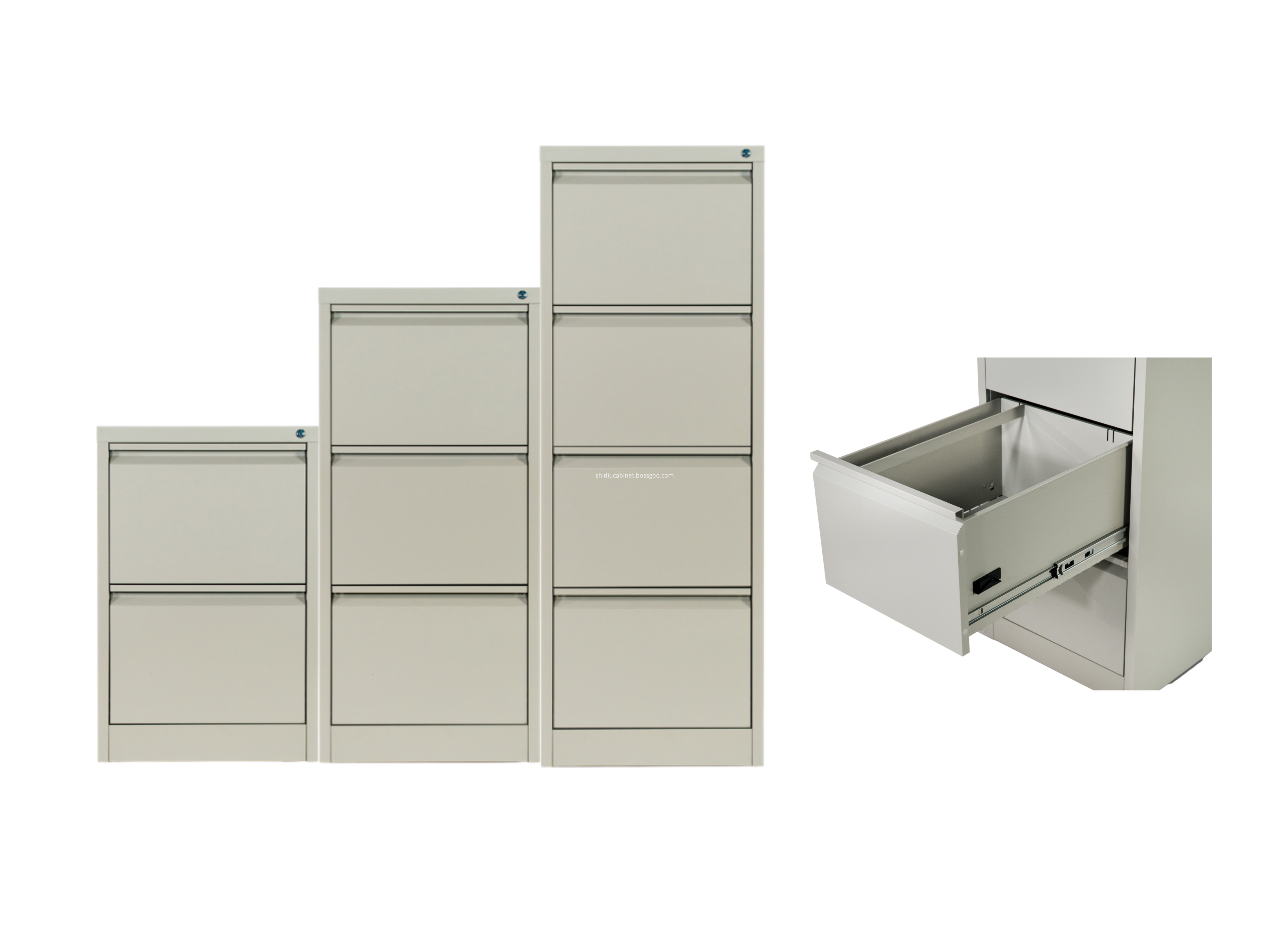 VERTICAL DRAWERS FILING CABINETS