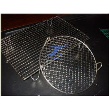 Good Quality Crimped Barbecue Wire Mesh