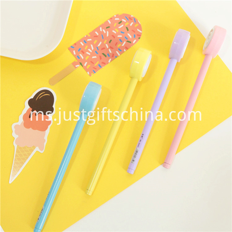 Lollipop Shaped Pens