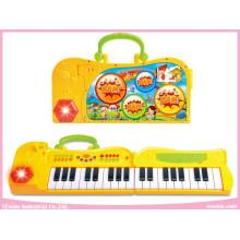 Musikalische Spielwaren Faltbare elektronische Orgel