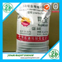 Kunlun Paraffin Wachs verwendet bei der Herstellung von Kerzen und Shampoo