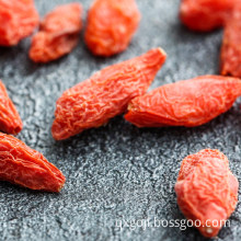 Organic red goji berry diet weight loss
