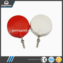 China gold manufacturer high technology office magnet buttons