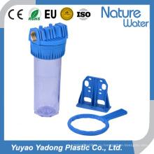 в фильтр вода