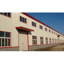 custom design steel structure warehouse workshop