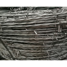 Hot Dipped Galvanized Triple Strand Barbed Wire