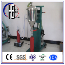6-12kg/Min Semi-Automatic Fire Extinguisher Powder Filling Machine