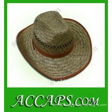 wholesale straw cowboy hats BH-217
