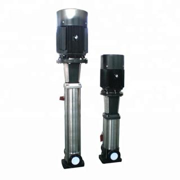 Pompe de surpression centrifuge multicellulaire verticale en acier inoxydable de type MZDLF