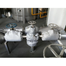 Veste d'isolation thermique détachable