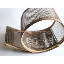 Теплостойкий конвейер с открытой сеткой из PTFE