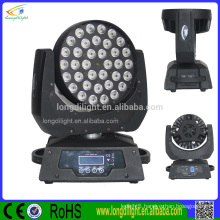 LED moving head 36x10W 4in1 led wash moving head night club lighting