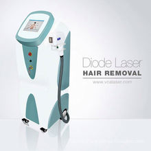 2018 Modern and small design professional laser hair removal machine