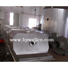 Vibrating Fluid Bed Dry Machine