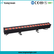 RGBW 4in1 80W Outdoor LED Linear Lighting Wall Washer for Bridge/Building