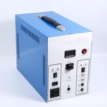 Sistema portátil de energía de batería de litio