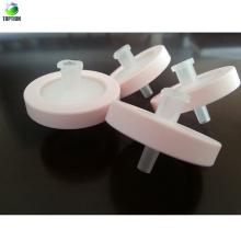 Precio de fábrica de China fabricante de filtro impulsado por jeringa de laboratorio fabricante