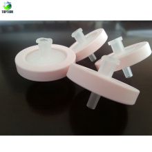 China factory price lab syringe driven filter supplier manufacturer