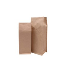 Customized Kraft Stand Up Pouch for Coffee