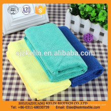 16 * 24 pulgadas 3 pack barato secado rápido nuevo diseño de color brillante plato secado microfibra conjunto de toallas de cocina