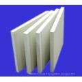 panneau de mousse de PVC cellulaire rigide durable et usine de feuille de PVC avec à haute densité