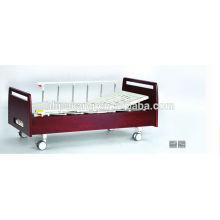 Cama manual de cuidado de hogar Full-fowler movible