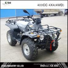 4X4 Automatik 400cc ATV Quad / Welle Getriebe ATV / EEC ATV