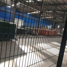 OEM/ODM for Triangle Bending Fence Galvanized then PVC coated 6ft welded wire fencing export to South Africa Importers