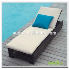 Audu Leisure Rattan Waterproof Sun Lounger Cushion
