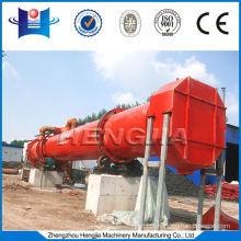 Urbano ambiental giratório lodo secador para venda