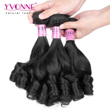 Wholesale Price Pear Flower Fumi Human Hair Extension