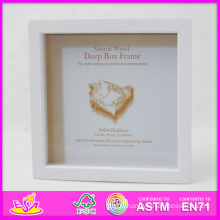 2014 Hot Sale New High Quality (W09A022) En71 Light Classic Fashion Picture Photo Frames, Photo Picture Art Frame, Wooden Gift Home Decortion Frame