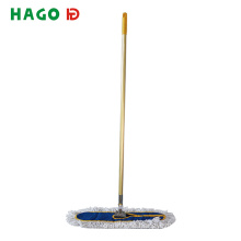 Cotton Flat Mop with Steel / Aluminum Handle