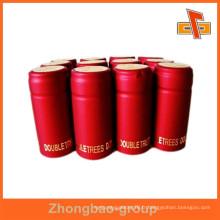 Bandes rétractables personnalisables anti-effraction adaptées à la chaleur et à l'eau avec impression