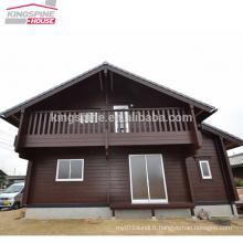 maison en bois bungalow Log Cabin Maison en bois