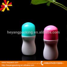 Envase de desodorante gel de plástico 50ml