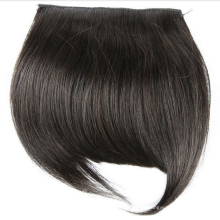 100 human hair bang/hair fringe