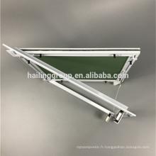 Panneaux décoratifs en aluminium recommandés / Nouveaux plafonds pour murs et plafonds AP7740