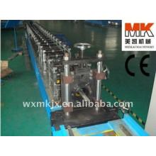 Máquina dobladora de tubos ondulados de acero octogonal