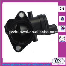 Válvula de control de velocidad de ralentí Válvula de control de aire de ralentí para Mazda 3 ZJ01-20-130
