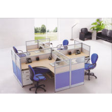 Escritório de escritório barato escritório partição de escritório de tela para estilo KW919