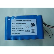 Leading for Li-Ion Battery With Smbus,Lipo Battery,Battery Pack With Smbus Manufacturers and Suppliers in China Factory customized 22.2V 10Ah li-ion battery pack supply to United States Factory