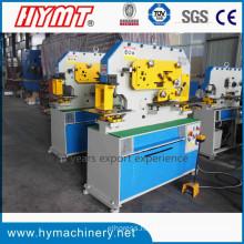 Q35y Hydraulic Ironworker Machine, Hydraulic Angle Iron Shear machine