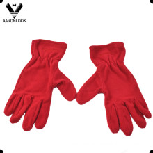 Promotional Warm Five Finger Fleece Glove