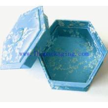 Luxus-Octagon Verpackung Papier Geschenk-Box