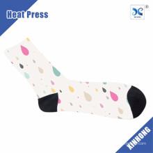 sublimation blank Socks for heat transfer printing