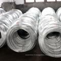 Brin de fil d'acier enduit d'alliage d'aluminium de zinc de câble d'alimentation